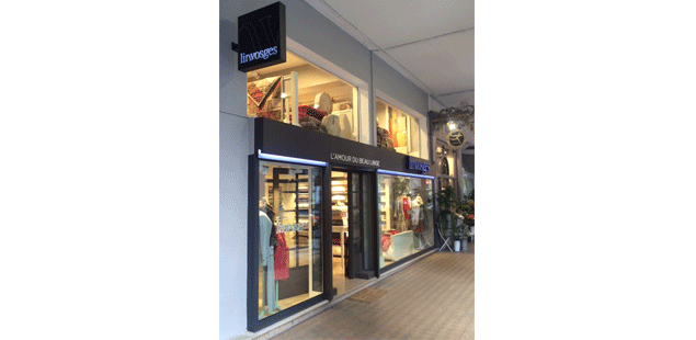 Boutique Linvosges - Annecy