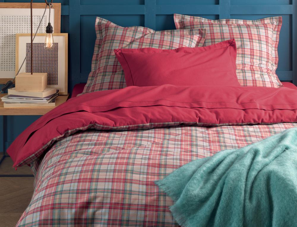 linge de lit beau refuge linvosges. Black Bedroom Furniture Sets. Home Design Ideas
