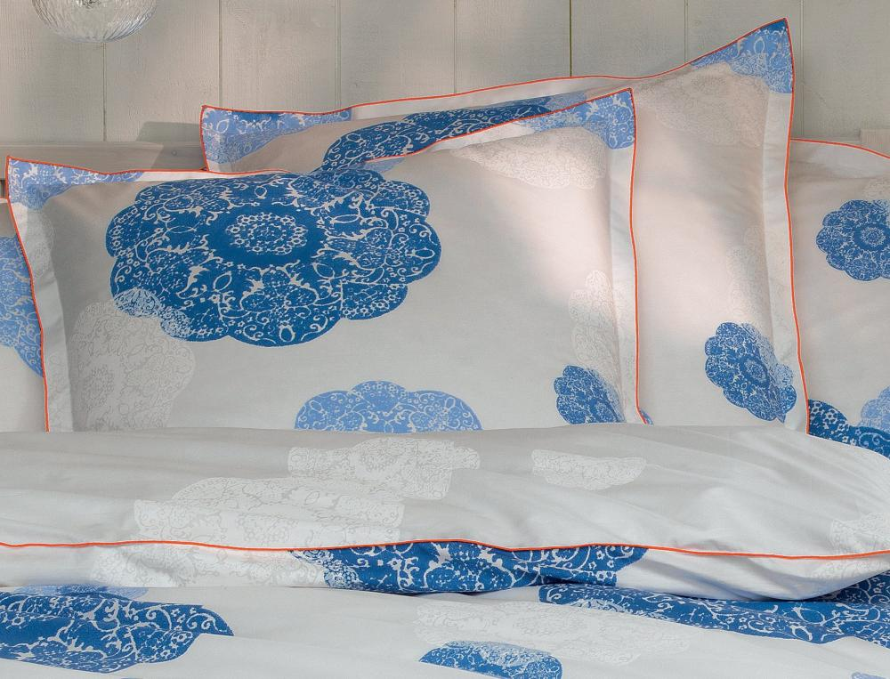 bettw sche mit motiv mittelmeertraum linvosges. Black Bedroom Furniture Sets. Home Design Ideas