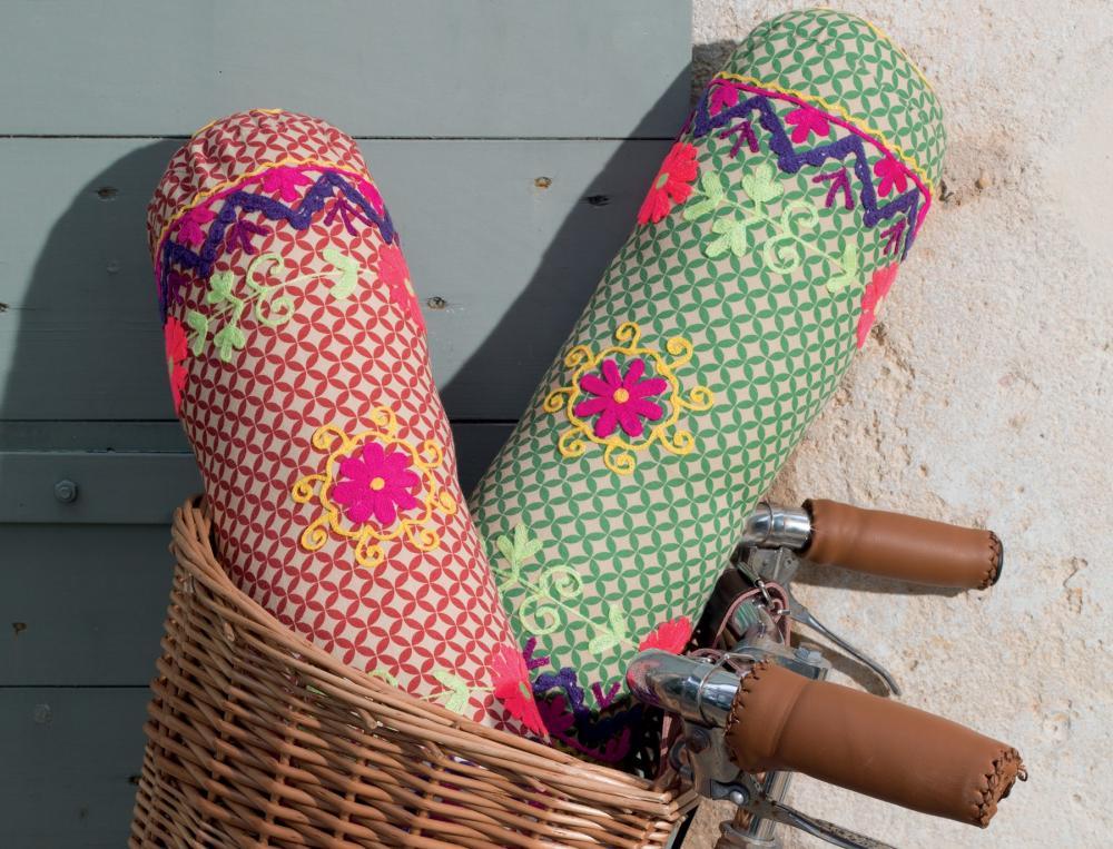 Balade À vélo - cale-nuque