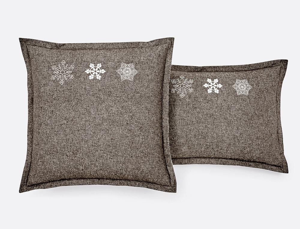 linge de lit chalet linvosges. Black Bedroom Furniture Sets. Home Design Ideas