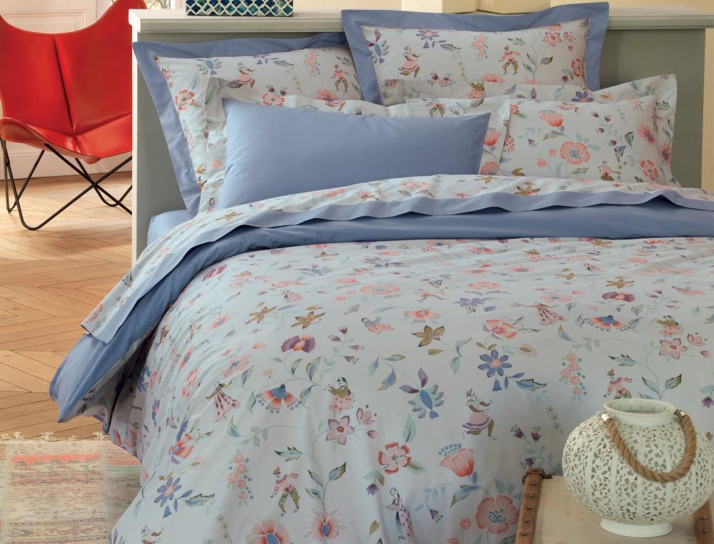 linge de lit contes persans linvosges. Black Bedroom Furniture Sets. Home Design Ideas