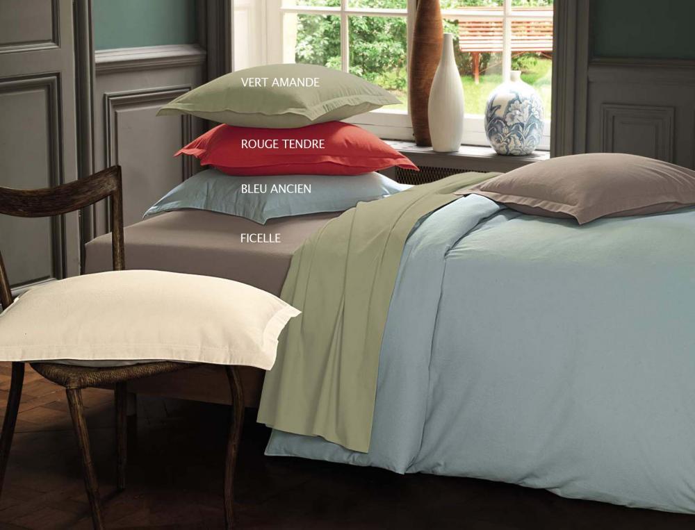 linge de lit flanelle. Black Bedroom Furniture Sets. Home Design Ideas