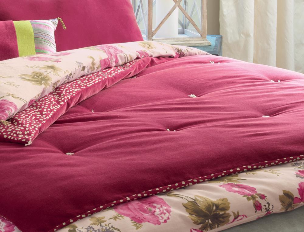plaids et courtepointes jardin d 39 hiver linvosges. Black Bedroom Furniture Sets. Home Design Ideas