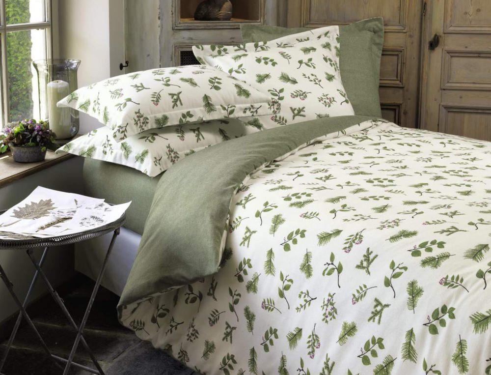 linge de lit l 39 or e du bois linvosges. Black Bedroom Furniture Sets. Home Design Ideas