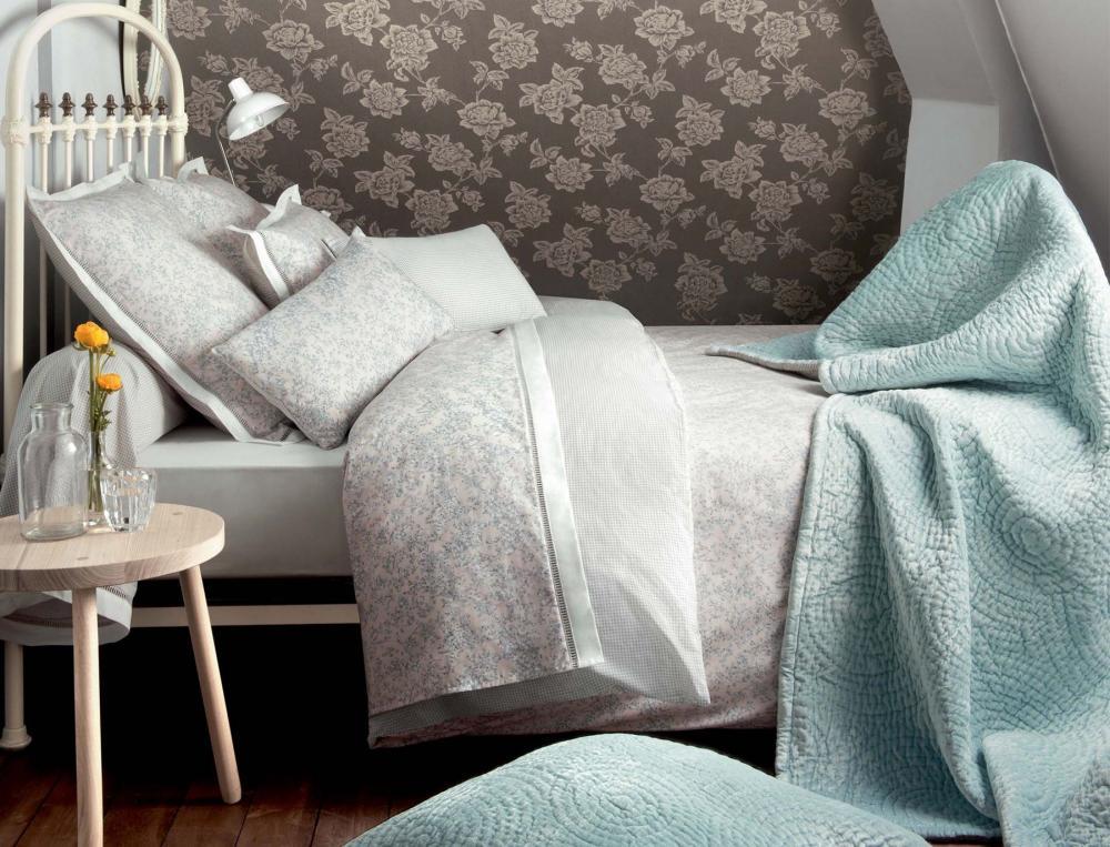 linge de lit imprim atout charme linvosges. Black Bedroom Furniture Sets. Home Design Ideas