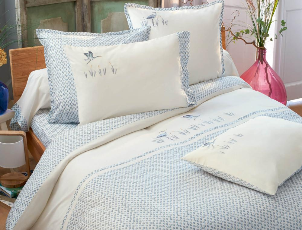 linge de lit bocages linvosges. Black Bedroom Furniture Sets. Home Design Ideas