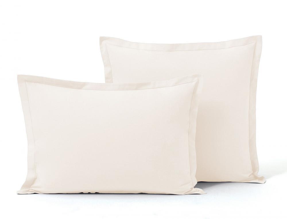 Accueil la chambre linge de lit linge de lit uni coton fin - Linge de maison alinea ...