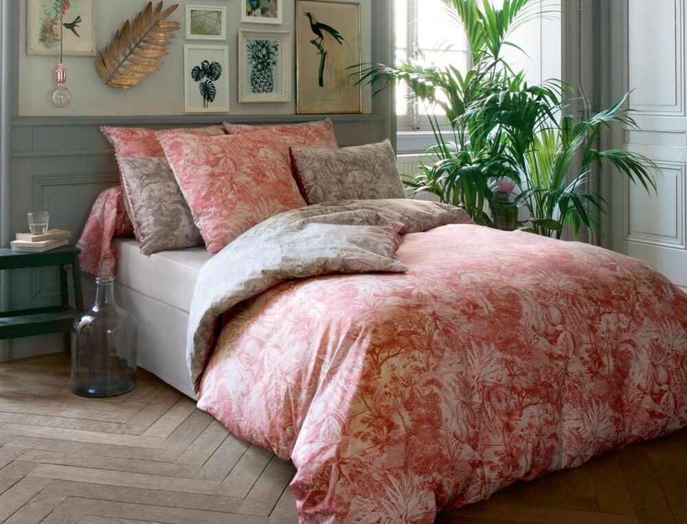 Linge de lit érotique