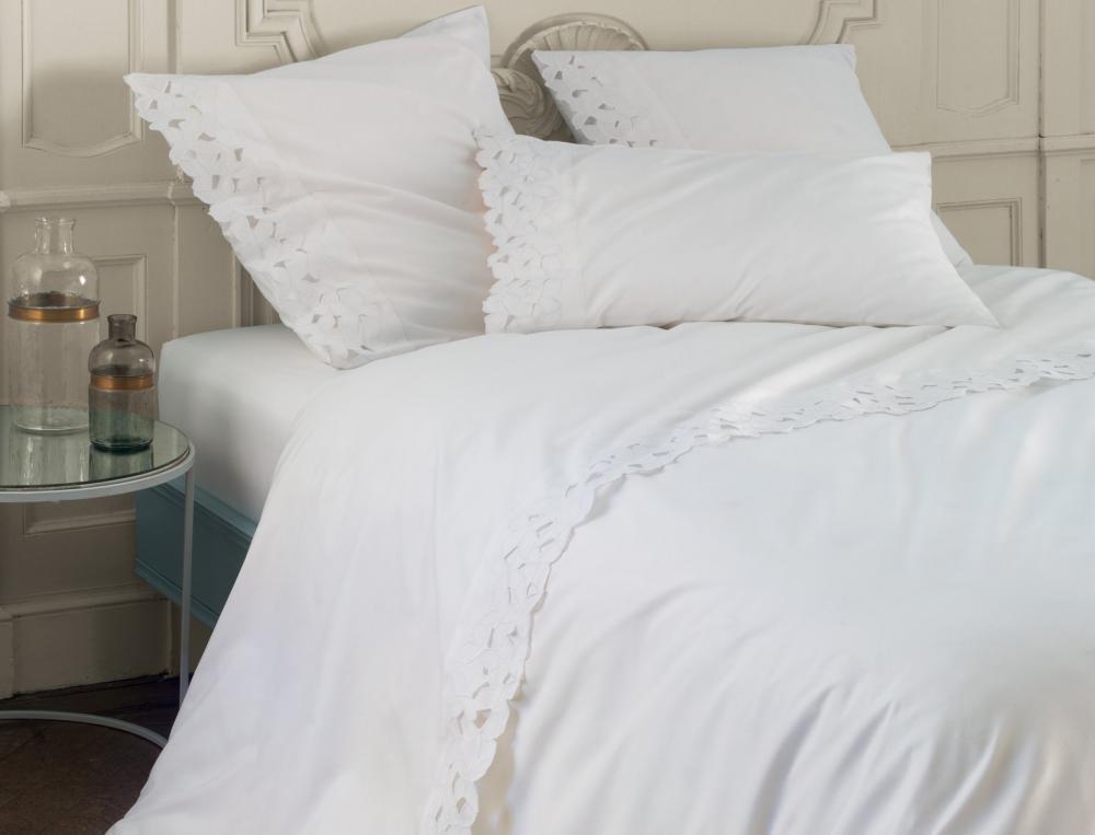 Linge de lit haute couture linvosges for Linge de chambre