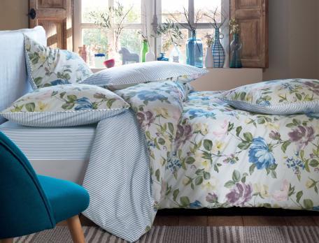Linge de lit imprim le jardin de marie - Linvosges linge de lit ...