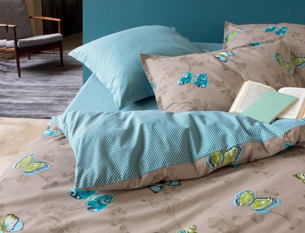 linge de lit libres comme l 39 air linvosges. Black Bedroom Furniture Sets. Home Design Ideas