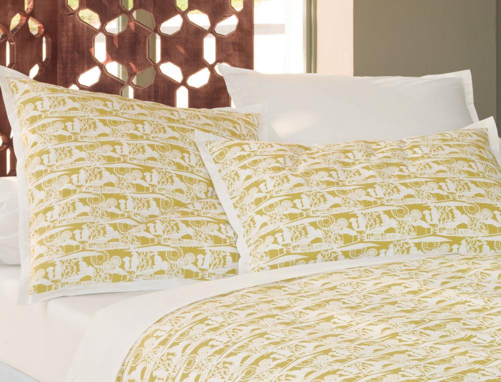 drap housse ombres chinoises linvosges. Black Bedroom Furniture Sets. Home Design Ideas