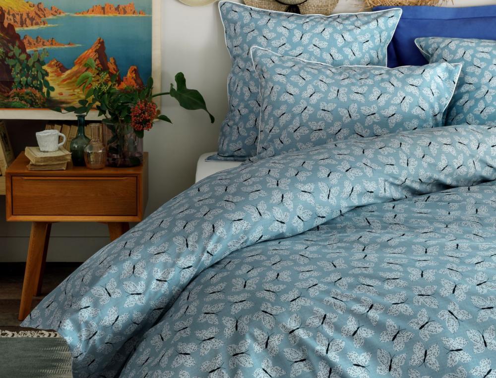 linge de lit plein les yeux linvosges. Black Bedroom Furniture Sets. Home Design Ideas