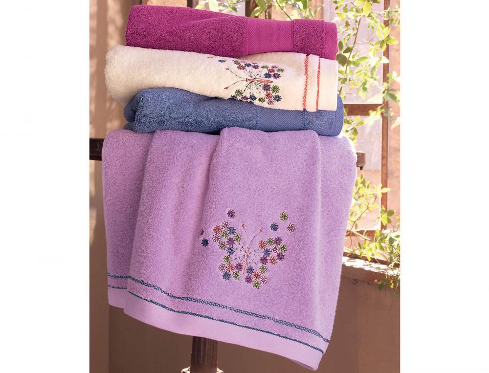 linge de toilette la serre aux papillons linvosges. Black Bedroom Furniture Sets. Home Design Ideas