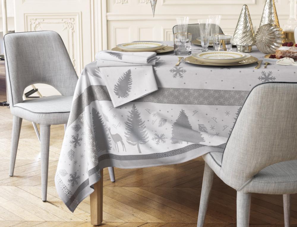 Merveilles de la forêt - 2 serviettes de table