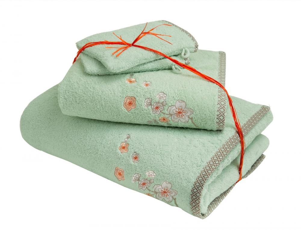 pack linge de toilette nuit de jade linvosges. Black Bedroom Furniture Sets. Home Design Ideas