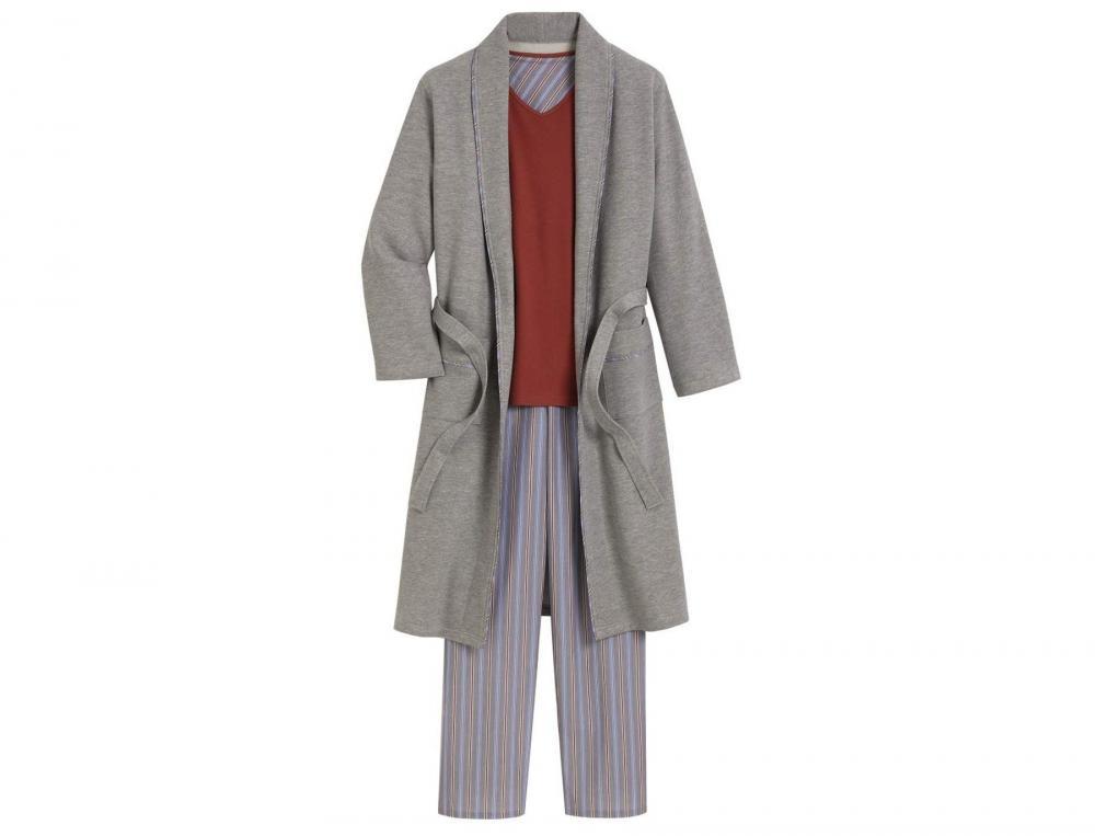 Kimono et accessoire antonin linvosges for Vetement d interieur homme