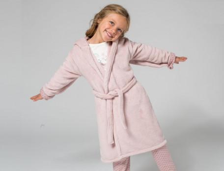 EuHigh Peignoir Enfant V/êtements Confortable Polaire Doux Licorne /à Encapuchonn/é V/êtements de Nuit Cadeau Unisexe