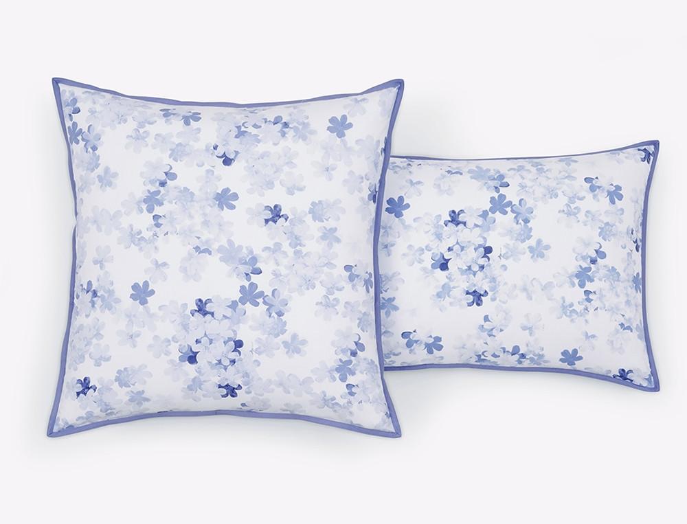 Linge De Lit Petite Fleur Bleue Linvosges