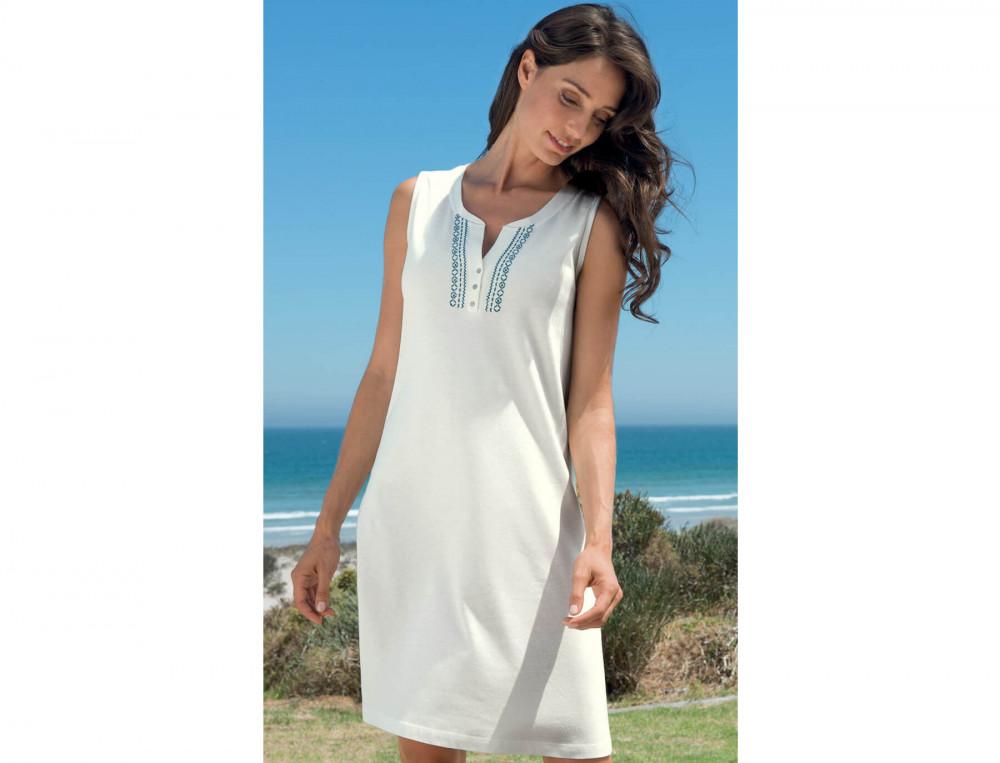 Les Galets de collioure - robe de plage