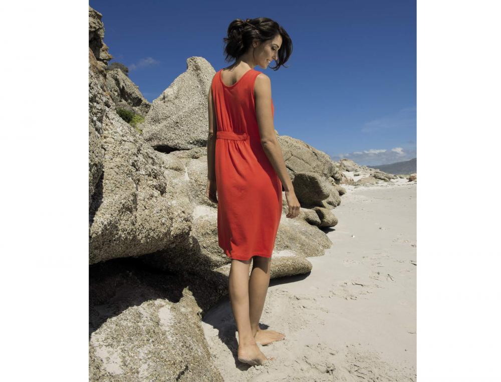 Santorin - robe de plage