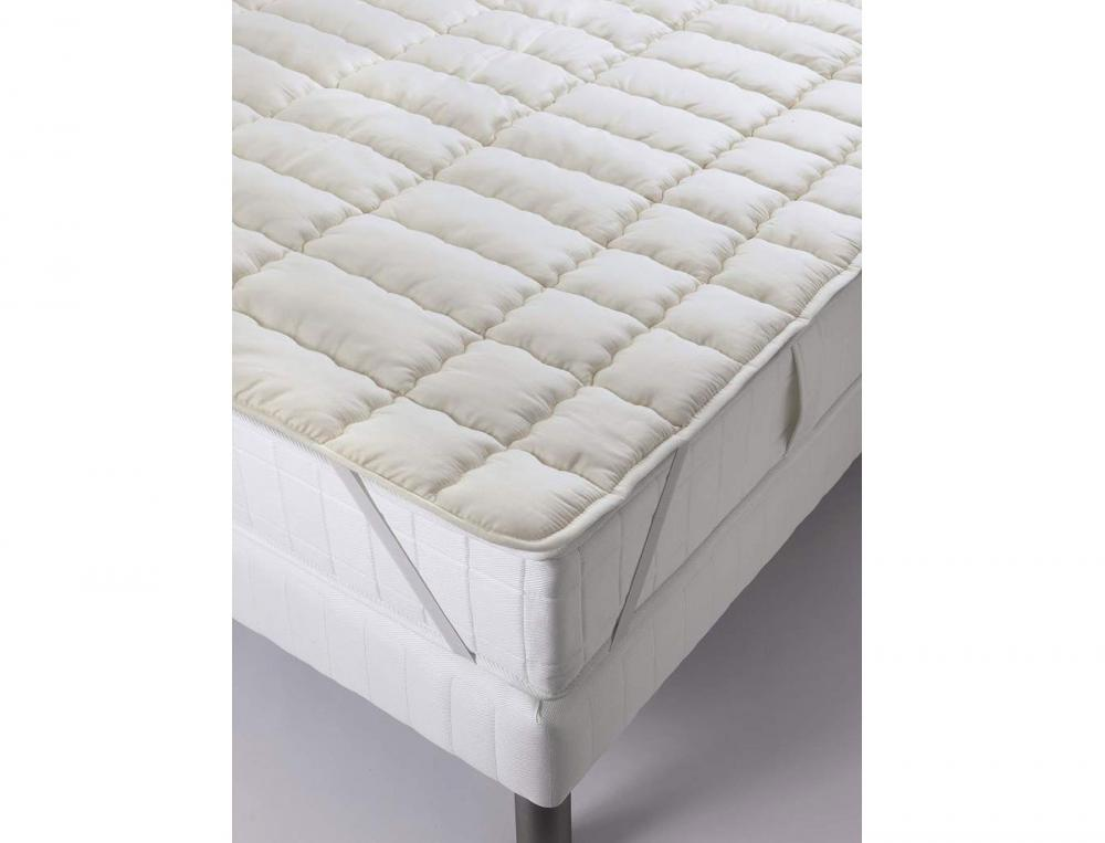 surmatelas confort laine 600g m2 linvosges. Black Bedroom Furniture Sets. Home Design Ideas