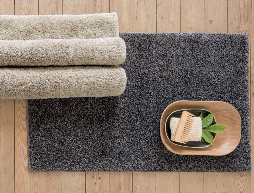 tapis de bain bain de lin linvosges. Black Bedroom Furniture Sets. Home Design Ideas