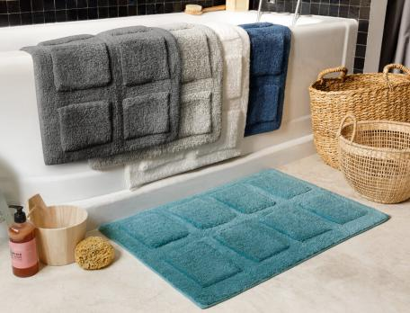 Tapis de bain rectangulaire Bath