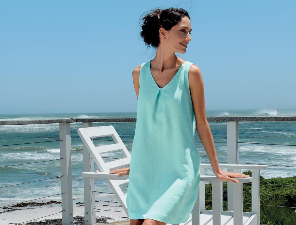 Trouville - robe de plage