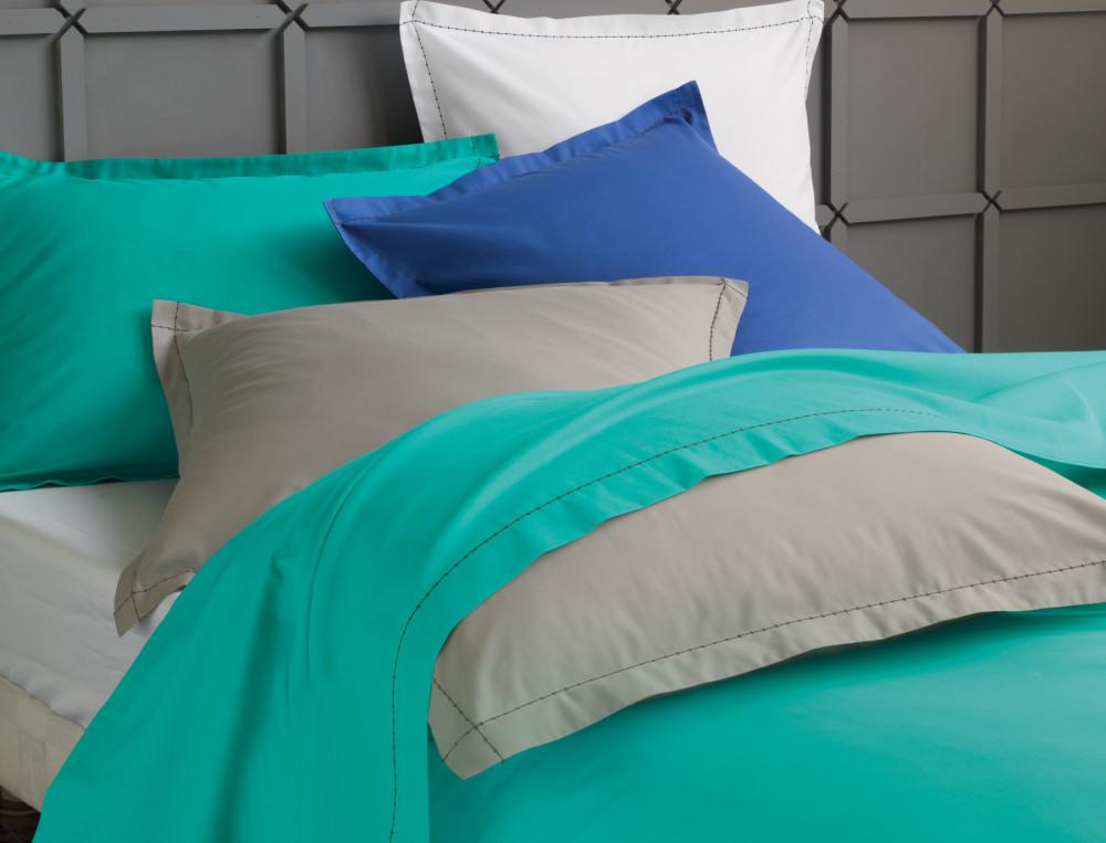 linge de lit voile de coton linvosges. Black Bedroom Furniture Sets. Home Design Ideas